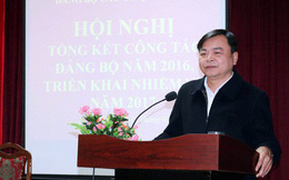 Phó bí thư Bắc Kạn làm Thứ trưởng Bộ Nông nghiệp