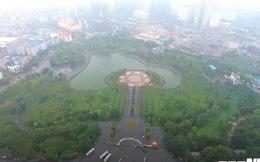 Đề xuất 'xén' đất công viên Cầu Giấy làm bãi đỗ xe: Phó Thủ tướng chỉ đạo kiểm tra
