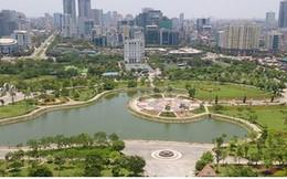 Xén công viên Cầu Giấy làm bãi đỗ xe ngầm: Phó Thủ tướng yêu cầu Hà Nội báo cáo