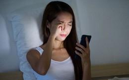 Nhiều người đang lạm dụng điện thoại di động và nhận 5 tác động nguy hiểm với sức khoẻ này