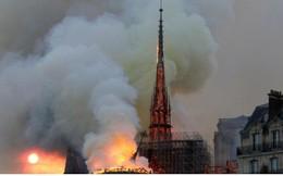 Vụ cháy Nhà thờ Đức Bà Paris: Giữ được cấu trúc chính và mặt tiền