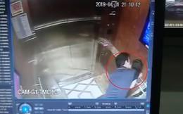 Vì sao chưa khởi tố vụ cựu phó viện trưởng VKS 'nựng' bé gái trong thang máy?