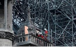 Pháp đẩy nhanh điều tra nguyên nhân cháy Nhà thờ Đức Bà Paris