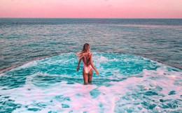 Top bể bơi vô cực đẹp nhất châu Á: Một khách sạn ở Cam Ranh được vinh danh, không thua kém đại diện từ Bali hay Maldives