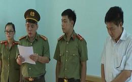 Bắt quả tang 1 cán bộ Thanh tra tỉnh Thanh Hóa đang nhận tiền của người bị thanh tra