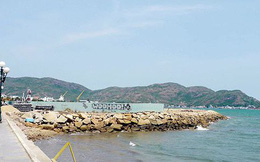 Bình Định từ chối đề xuất của DN lấn biển phân lô xây biệt thự