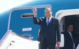 """Thủ tướng đến Bắc Kinh, bắt đầu chuyến tham dự Diễn đàn """"Vành đai và Con đường"""""""