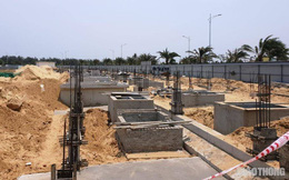 Vụ xây dựng Khu đô thị số 6 ở Quảng Nam: Bất ngờ thu hồi biên bản vi phạm
