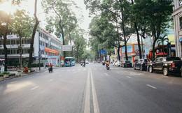 Sài Gòn bình yên lạ thường, đường phố vắng bóng phương tiện trong những ngày nghỉ lễ 30/4 - 1/5