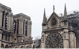 Chuyên gia phản đối kế hoạch 5 năm phục dựng Nhà thờ Đức Bà Paris
