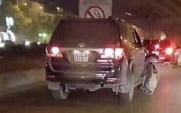 Tài xế lái xe biển xanh tông người rồi bỏ chạy ở Hà Nội đã ra công an trình diện