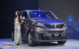 Xuất xưởng Peugeot Traveller lắp ráp Việt Nam giá gần 1,7 tỷ đồng: Tham vọng mới của THACO