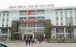Bệnh viện K lên tiếng sau lùm xùm thu tiền ô tô vào viện
