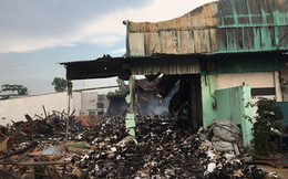 Sở GTVT TP HCM nói gì về vụ cháy kho tài liệu xe buýt?