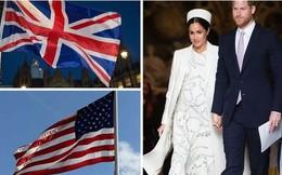 Đặc quyền độc nhất vô nhị của con trai Meghan: Tương lai vừa có thể tranh cử Tổng thống Mỹ đồng thời kế vị ngai vàng nước Anh