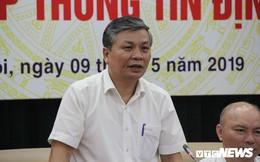 Ông Nguyễn Bá Cảnh bị đề nghị kỷ luật, Bộ Nội vụ nói gì?