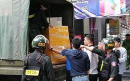 Khách hàng tá hỏa vì Nhật Cường Mobile đóng cửa