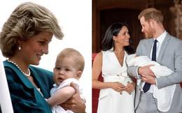Vừa đón con trai chào đời, hoàng tử Harry lại nhớ về mẹ Diana quá cố và có chia sẻ đầy cảm động