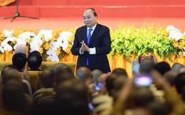 Thủ tướng: Suy nghiệm lời Phật dạy để kiến tạo xã hội tốt đẹp hơn