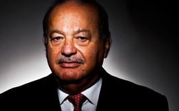 """Bí kíp làm nên 60 tỷ USD từ 2 bàn tay trắng của Carlos Slim: """"Khủng hoảng là cơ hội tuyệt vời để đầu tư đấy!"""""""