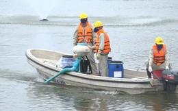 """Hà Nội nói gì về chế phẩm xử lý nước độc quyền và vụ 200 tấn """"cá chết trắng"""" hồ Tây?"""