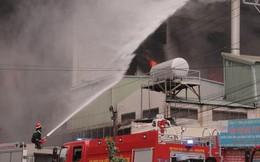 Vụ cháy tại khu công nghiệp Việt Hương gây thiệt hại 30 tỷ đồng