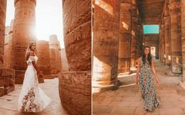 Đền Karnak: Bảo tàng ngoài trời lớn nhất thế giới, khiến giới blogger du lịch mê mẩn khi đặt chân đến Ai Cập