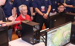 Thủ tướng Singapore Lý Hiển Long đánh Dota 2, bày tỏ sự ủng hộ nền công nghiệp Esport nước nhà