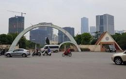 """Vụ """"xẻ thịt"""" công viên Cầu Giấy: Quận Cầu Giấy báo cáo gì lên TP Hà Nội?"""