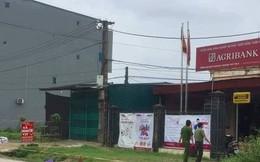 Nam thanh niên xông vào ngân hàng ở Phú Thọ, cướp hơn 500 triệu đồng