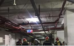 Chủ đầu tư nói gì về vụ cháy ở hầm chung cư Hapulico, cư dân bức xúc?