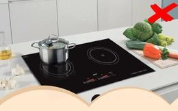 """Sai lầm khi sử dụng bếp từ có thể khiến cả nhà """"gặp họa"""" - bỏ ngay kẻo hối không kịp"""