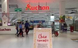 Auchan chính thức đóng 15 cửa hàng tại Việt Nam