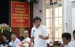 UBND TP HCM công bố quyết định điều động ông Đoàn Ngọc Hải