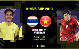 Báo Thái Lan dự đoán đội hình ra sân của Việt Nam đầy bất ngờ