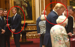 """Hoàng tử Harry bị chỉ trích dữ dội khi có hành động tồi tệ và """"thô lỗ"""" đối với Tổng thống Mỹ và Ivanka Trump"""