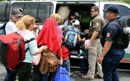 Mỹ - Mexico căng vì người di cư