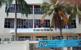 Cách chức cán bộ làm lộ đề thi ở Bình Thuận