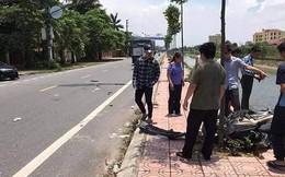 Ô tô chở Viện trưởng VKSND 'rơi mất' biển số sau khi gây tai nạn