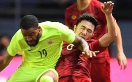 Xuân Trường lăn xả như chiến binh trong trận chung kết King's Cup 2019