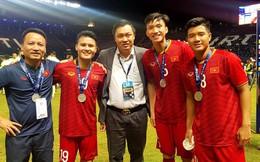VFF thưởng ĐT Việt Nam thêm 300 triệu đồng với ngôi á quân King's Cup 2019