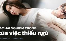 Đừng để tình trạng thiếu ngủ tiếp diễn thường xuyên nếu không muốn mắc những bệnh nguy hiểm này
