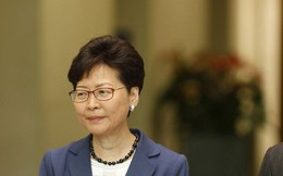 Lãnh đạo Hồng Kông quyết theo đuổi dự luật dẫn độ