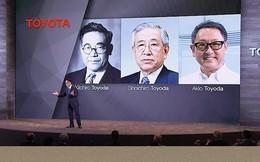 Cha truyền, con nối nhưng đời cháu nhà sáng lập Toyota đã giấu nhẹm thân thế để lột xác hãng xe Nhật như thế nào?