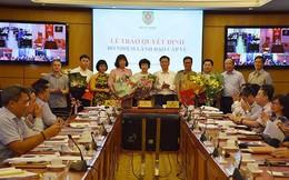 Bộ Tư pháp bổ nhiệm hàng loạt lãnh đạo cấp Vụ