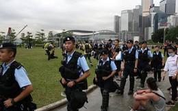 """Hồng Kông """"treo"""" dự luật dẫn độ sau biểu tình"""