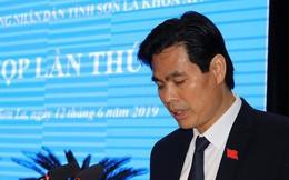 Tân Chủ tịch Sơn La Hoàng Quốc Khánh từng kinh qua những chức vụ nào?