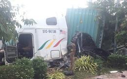 Tai nạn kinh hoàng ở Tây Ninh: Tài xế và 4 người trong một gia đình tử vong