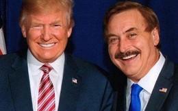 """Bị vợ bỏ, không xu dính túi, mất ngủ kinh niên vì nghiện ma túy, người đàn ông này tự làm gối để dễ ngủ hơn và trở thành """"Vua gối"""" của nước Mỹ, thân cận với TT Trump"""