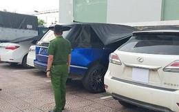 Triệt phá đường dây buôn lậu xe ô tô sang từ Lào về Việt Nam
